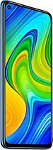 Мобильный телефон Xiaomi Redmi Note 9 4/128GB Midn. Grey (M2003J15SG), фото 2