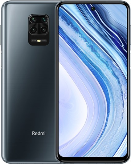 Мобильный телефон Xiaomi Redmi Note 9 Pro 6/64 In. Grey (M2003J682G)
