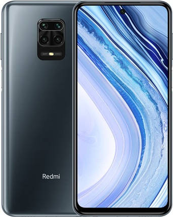 Мобильный телефон Xiaomi Redmi Note 9 Pro 6/64 In. Grey (M2003J682G), фото 2