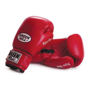 Перчатки боксерские Green Hill Super Star