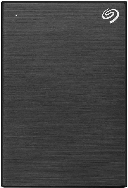 Зовнішній диск HDD External 2.5'' 4TB Seagate Backup Plus Portable Black, USB 3.0  (STHP4000400) (код 112559)