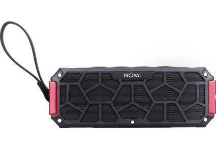 Портативная колонка Nomi Extreme 2 Plus (BT 247) Red, фото 2
