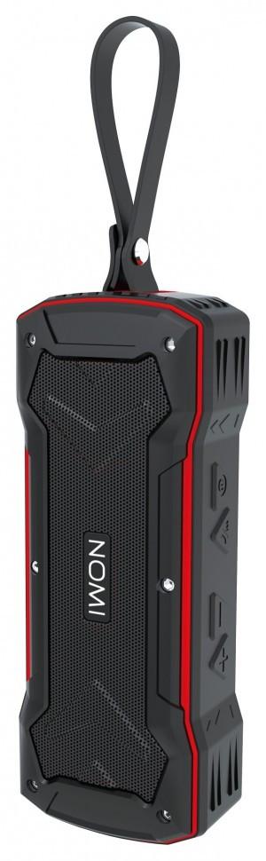 Портативная колонка Nomi Extreme Black-Red