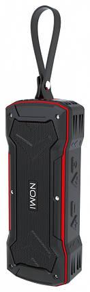 Портативная колонка Nomi Extreme Black-Red, фото 2