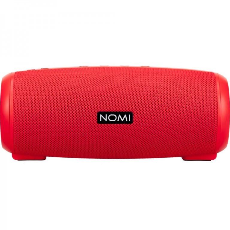 Портативная колонка Nomi Play 2 (BT 526) Red