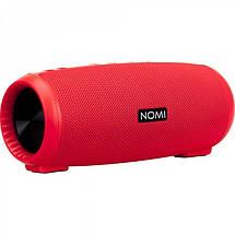 Портативная колонка Nomi Play 2 (BT 526) Red, фото 2
