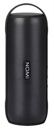 Портативная колонка Nomi Play Black, фото 2