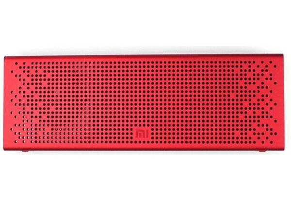 Портативная колонка Xiaomi Мі BluetoothSpeaker QBH4105GL Red, фото 2