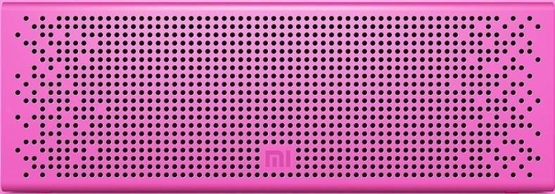 Портативная колонкаXiaomi Mi Bluetooth Speaker розовая