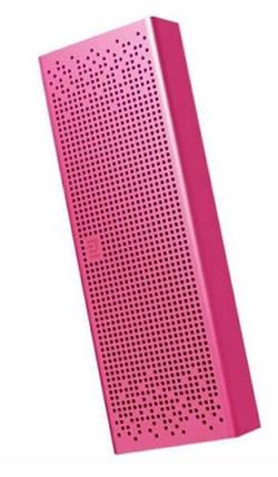 Портативная колонкаXiaomi Mi Bluetooth Speaker розовая, фото 2