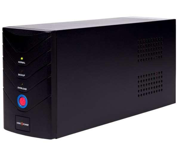 Блок безперебійного живлення LogicPower LP-1700VA (лінійно-інтерактивний) (код 107016)