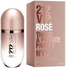 Тестер женский Carolina Herrera 212 VIP Rose