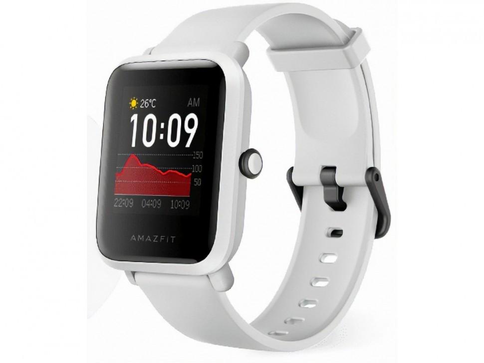 Смарт-часы Amazfit Bip S White Rock