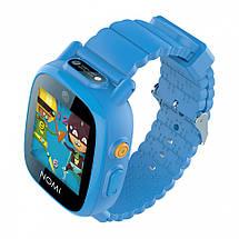 Смарт-часы для дітей Nomi Kids Heroes W2 Blue, фото 2