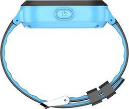 Смарт-часы для дітей Nomi W2 lite Blue, фото 3