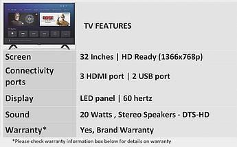 Телевизор MI TV 4A PRO 32, фото 3