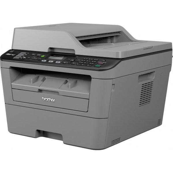 Багатофункціональний пристрій A4 Brother MFC-L2700DWR (лазерний монохромний принтер/копір/сканер/факс,
