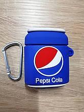 Чохол AirPods Pepsi