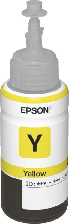 Чорнило Epson 673 (L800/805/810/850/1800) yellow 70мл  (код 52915)
