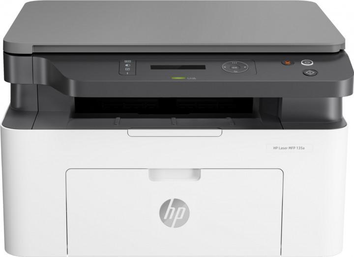 Багатофункціональний пристрій MFP A4 HP Laser 135a (4ZB82A) (код 108032)