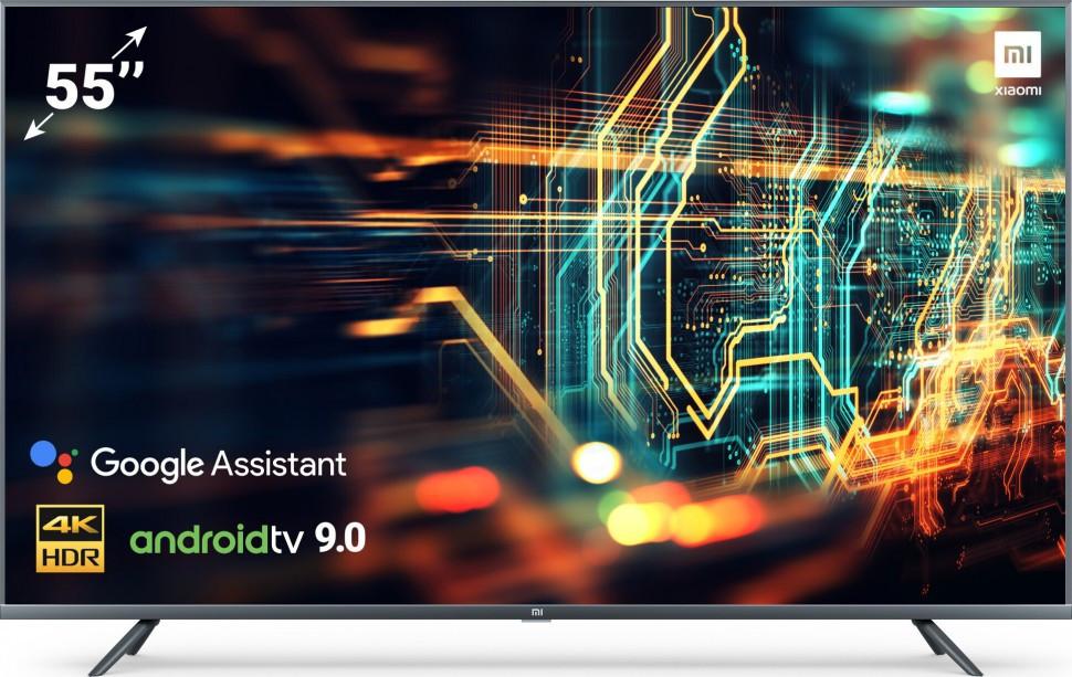 Телевизор Xiaomi Mi TV UHD 4S 55 International