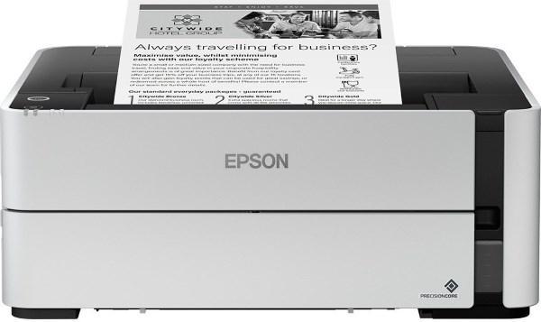 Принтер A4 Epson M1140 (монохромний принтер, USB, пігментні чорнила, Фабрика Друку) (код 108069)