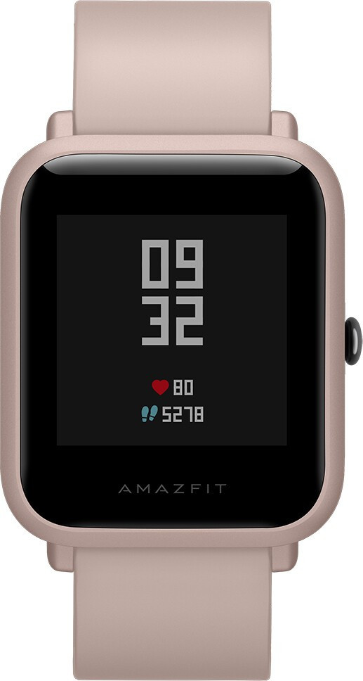 Умные часы Amazfit Bip Pink Lite
