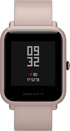 Умные часы Amazfit Bip Pink Lite, фото 2