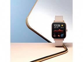 Умные часы Amazfit GTS Desert Gold, фото 3