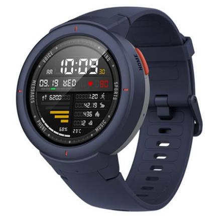 Умные часы Amazfit Verge Blue, фото 2