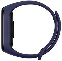 Фитнэс-браслет Mi Smart Band 4 Blue (CN), фото 3