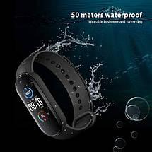 Фитнэс-браслет Mi Smart Band 5 Black, фото 2