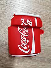 Чохол AirPods Cola