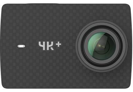 Экшн-камера YI 4K Plus Black
