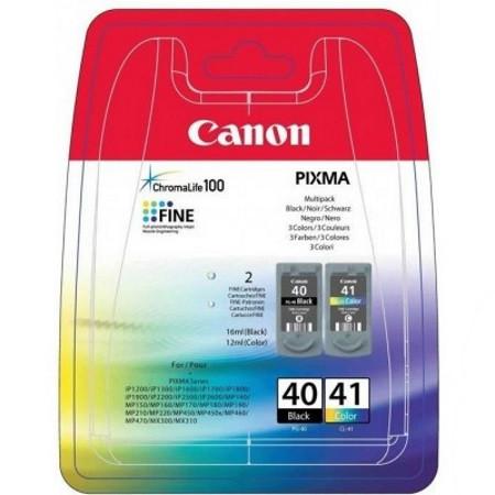 Картридж CANON PG-40/CL-41 Multi Pack (0615B043) (код 78336)