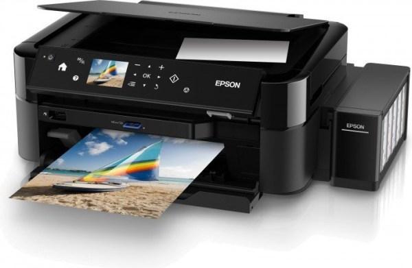 Багатофункціональний пристрій MFP А4 Epson L850 (C11CE31402) (кольоровий принтер (6color)/сканер/копір, USB)