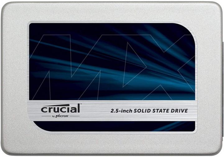 """Твердотільний диск SSD 2.5"""" 250GB Crucial MX500  SATA 3D TLC (CT250MX500SSD1) (код 98737)"""