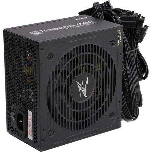 Блок живлення 600W Zalman MegaMax ZM600-TXII 600W v.2.3 Fan12см APFC (80 PLUS Standart) (код 113672)