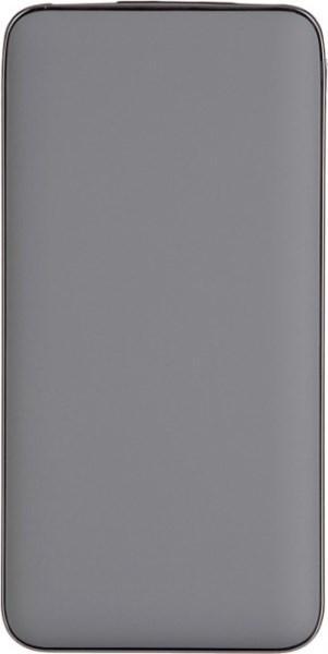 Універсальна мобільна батарея 2Е 10000mAh (DC 5V, out: QC3.0, MicroUSB, Type-C Inp., Soft, grey) (код 113684)