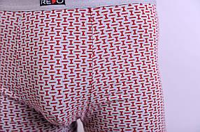 Мужские трусы - боксеры Redo 1612 XL красный, фото 2