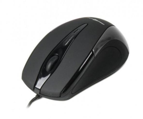 Миша Maxxter Mc-401 оптична, чорна  (код 79582)