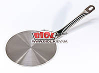 Диск (диффузор) 14,5см для индукционной плиты с несъемной ручкой (Польша)