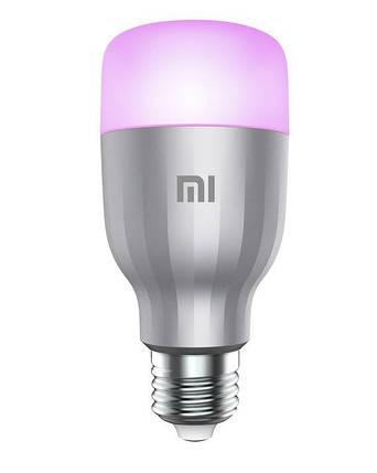 Лампа Mi Smart LED Bulb Essential (White and Color), фото 2