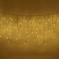 Гирлянда led: светящаяся мини-штора, длина 3 м, высота 0,5 м, 200 ламп