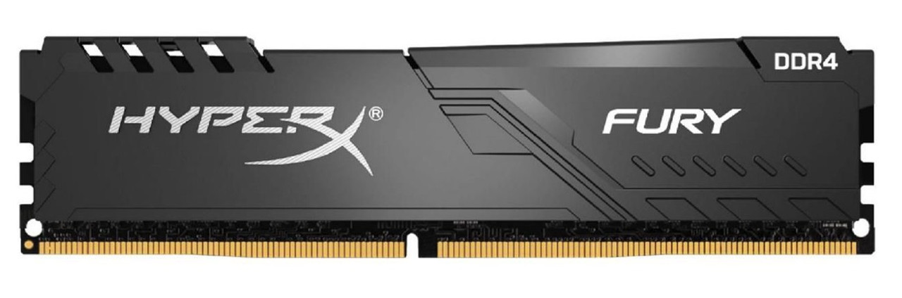 Пам'ять DDR4 RAM 32GB Kingston 3000MHz PC4-24000 HyperX Fury Black (код 111349)