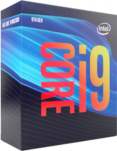 Процесор CPU Core i9-9900   8 cores  3,10Ghz-5,00Ghz/16Mb/s1151/14nm/65W   Coffee Lake (BX80684I99900) s1151