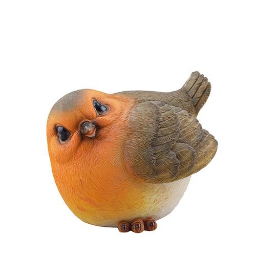 """Фигура """"Птичка Снегирь маленький"""""""