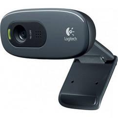 Веб-камера Logitech Quickcam C270 HD (960-001063) (код 84188)
