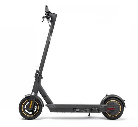 Электросамокат Ninebot KickScooter MAX G30P Black, фото 2