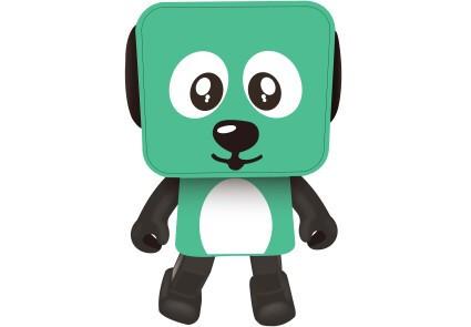 Портативная колонка Nomi Dancing Dog BT 911 Green